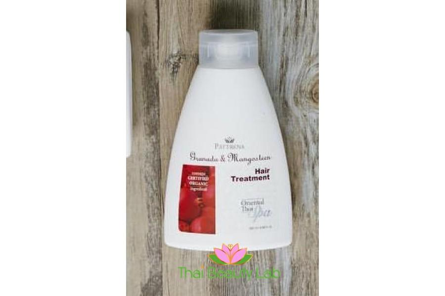 Крем для восстановления волос Гранат и мангустин 290 мл